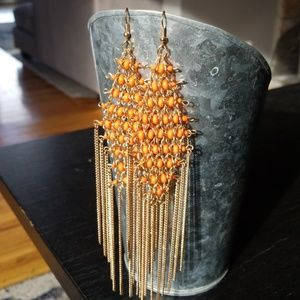 Jewelry - Perfect Summer Statement Earrings!